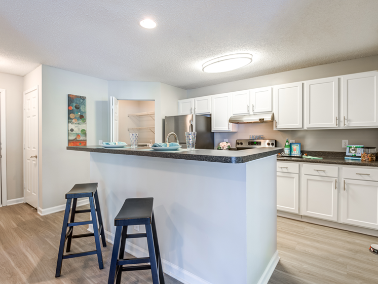 Extra Storage Space at The Village Apartments, Raleigh