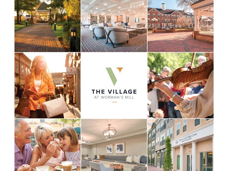 Access Controlled Community at Village Center Apartments At Wormans Mill*, Frederick