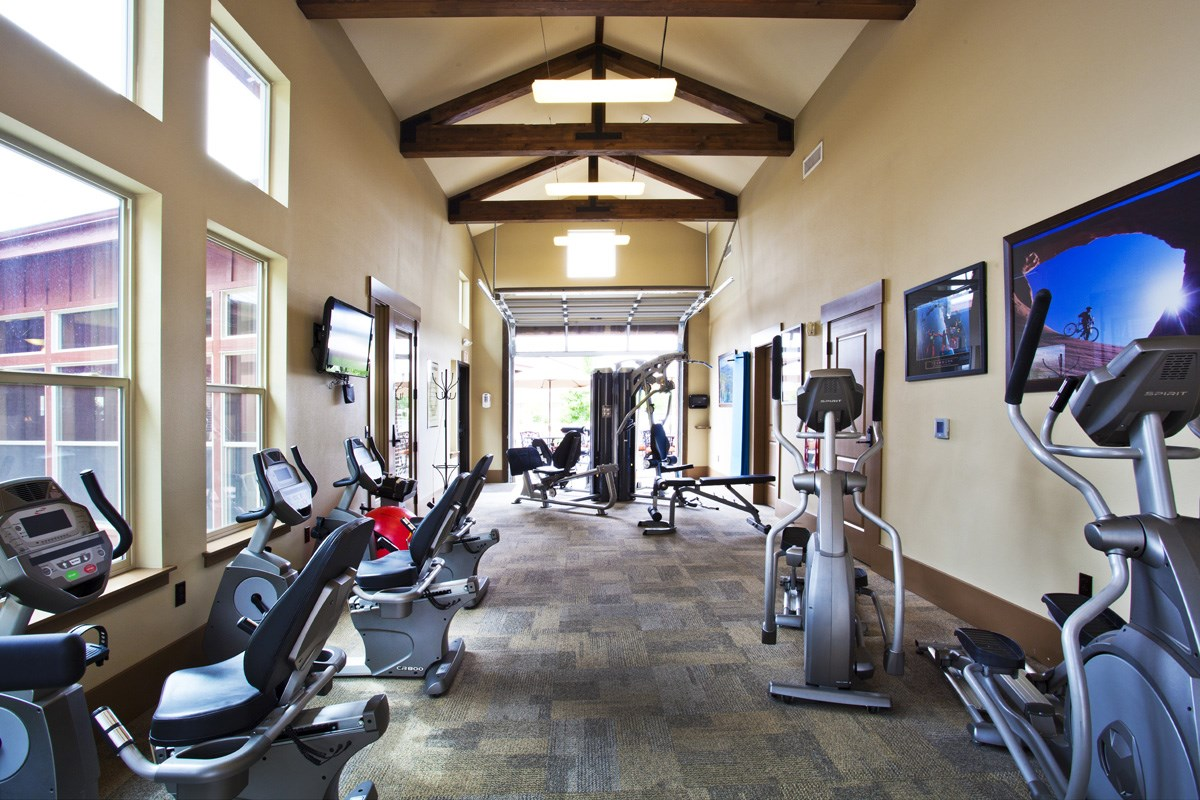Pine Valley Ranch Apartments 24 Hour Fitness Studio