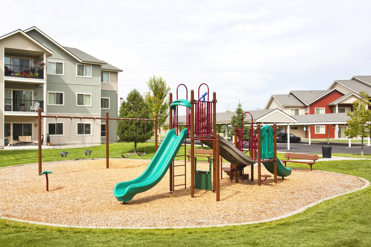 Pine Valley Ranch Apartments Playground
