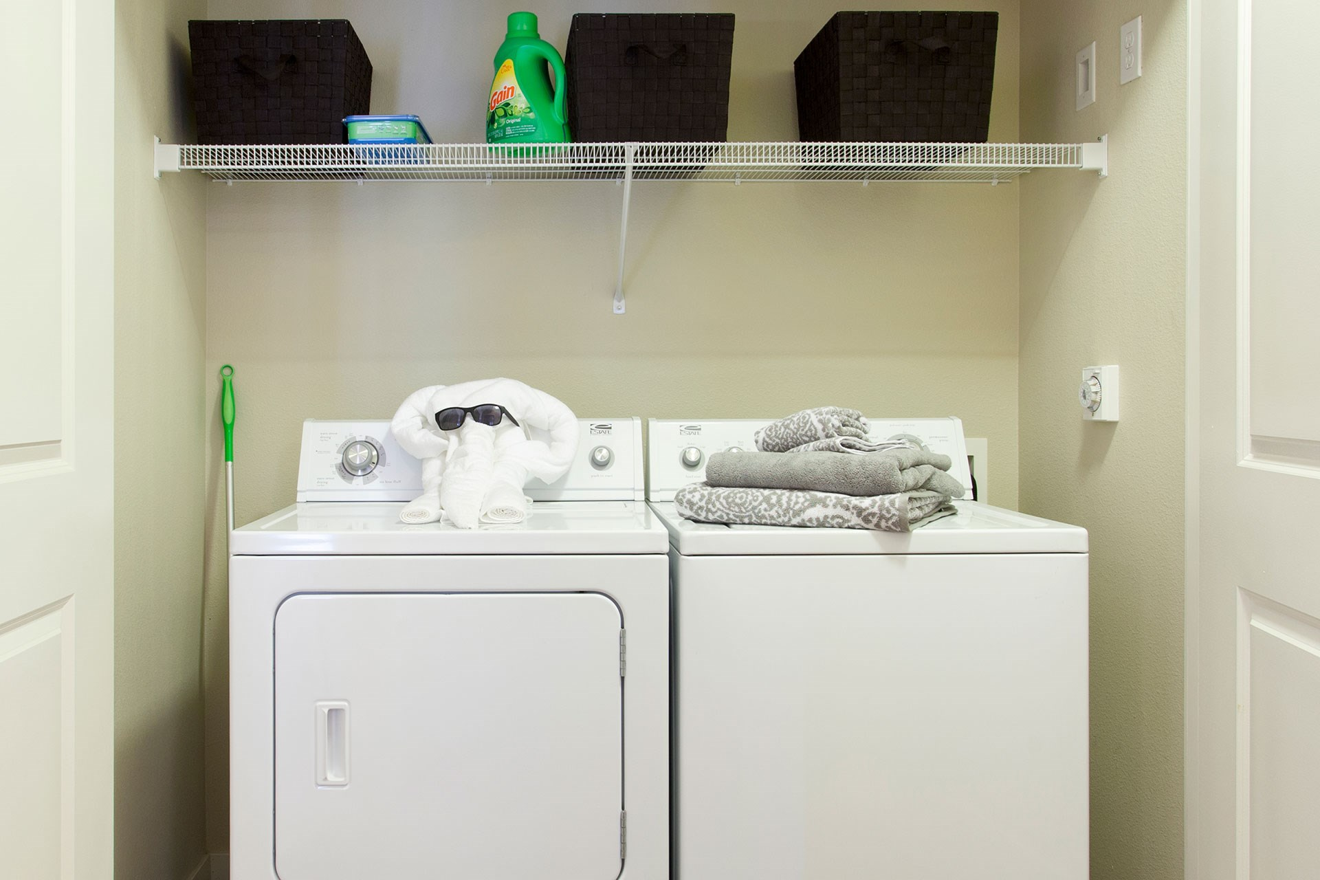 Pine Valley Ranch Apartments Washer and Dryers
