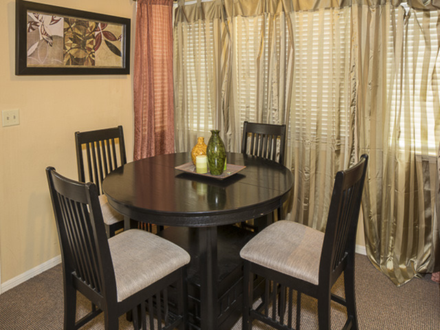 Dining Room | Reserve at River Walk Apartment Homes Columbia, SC