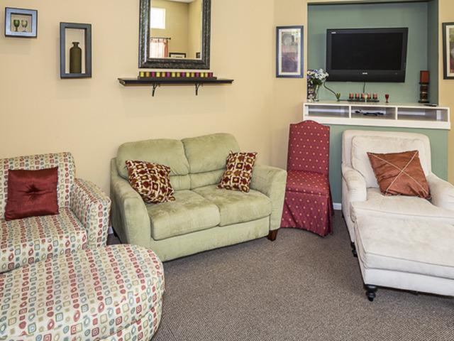 Living Room | Reserve at River Walk Apartment Homes Columbia, SC