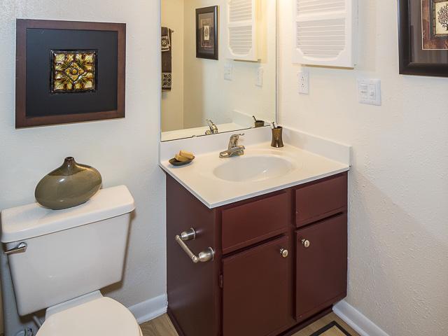 Master Bath | Victoria Park Apartment Homes Charlotte, NC