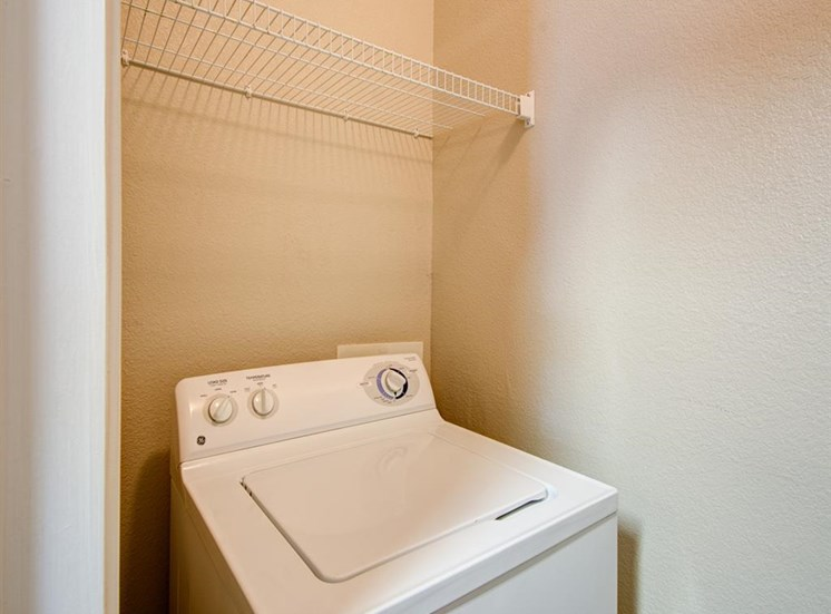 Full-Size Washers and Dryers at Villas at Zaragosa, Texas, 79936