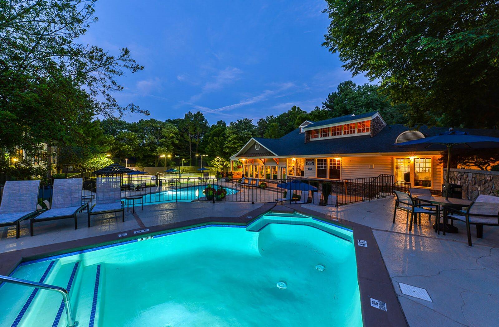 Apartments In Atlanta Ga Rosemont Vinings Ridge