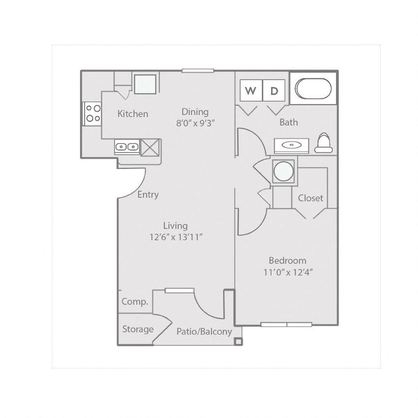 one bedroom san antonio apartments