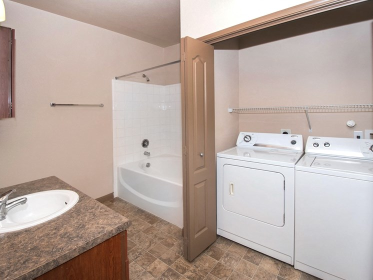 apartments in san antonio with laundry