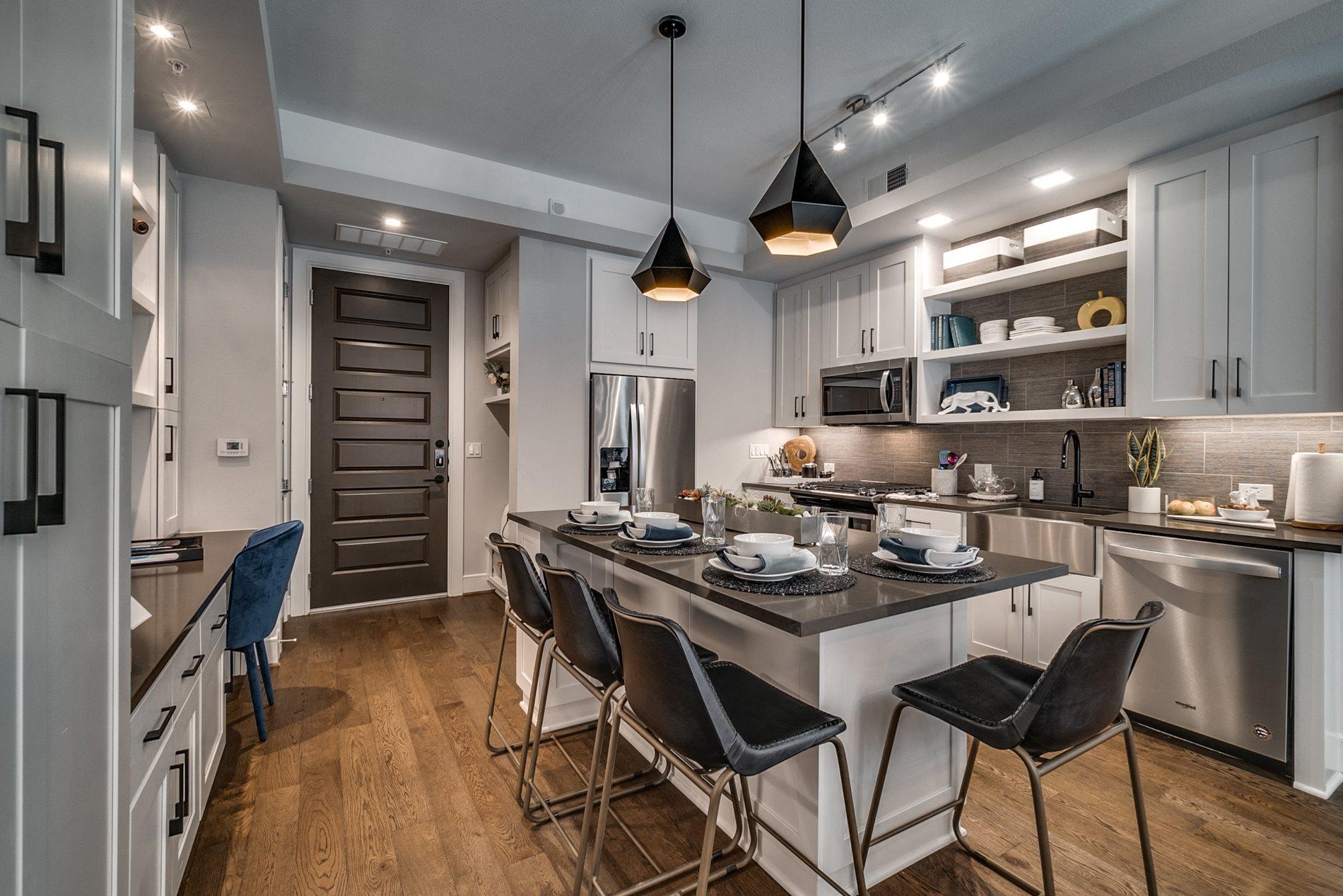 The Hamilton Apartments In Dallas Tx