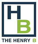 The Henry B Apartments logo, San Antonio, Texas