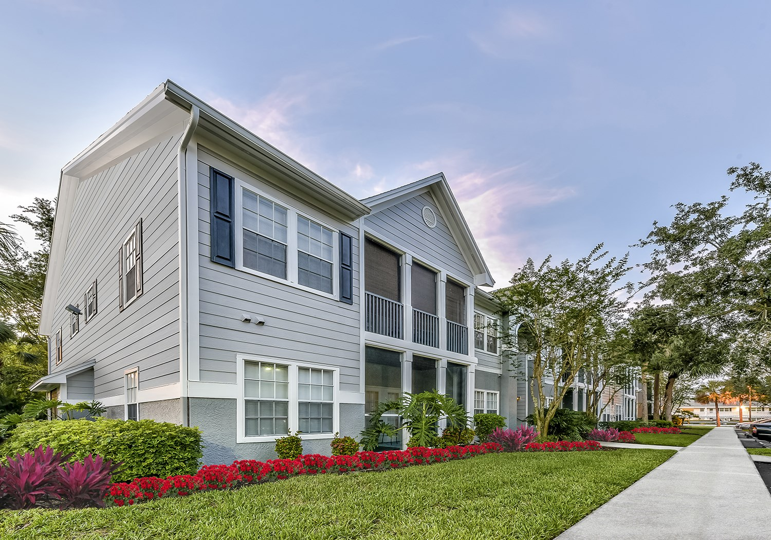 Exterior at Brantley Pines Apartments in Ft. Myers, FL