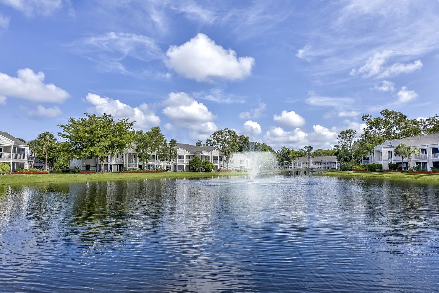 Lake at Brantley Pines Apartments in Ft. Myers, FL