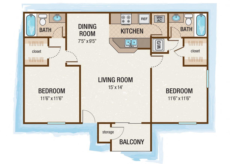 2 Floor Plan 3