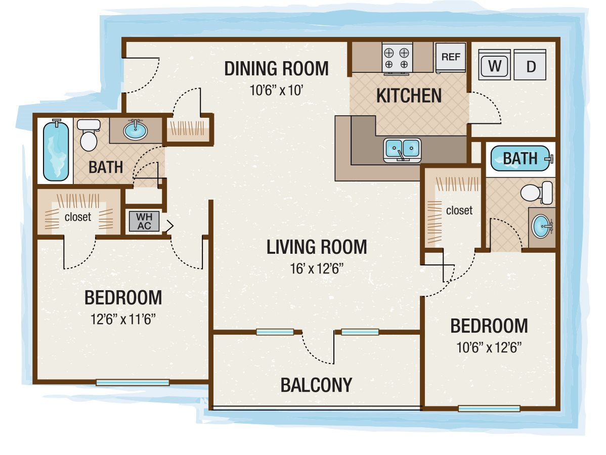 2A Floor Plan 4