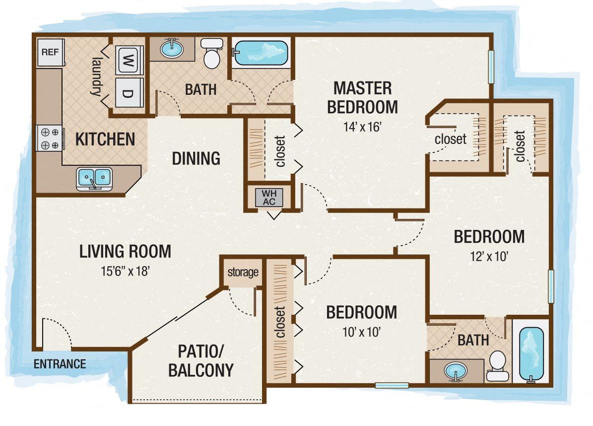 3 Floor Plan 5
