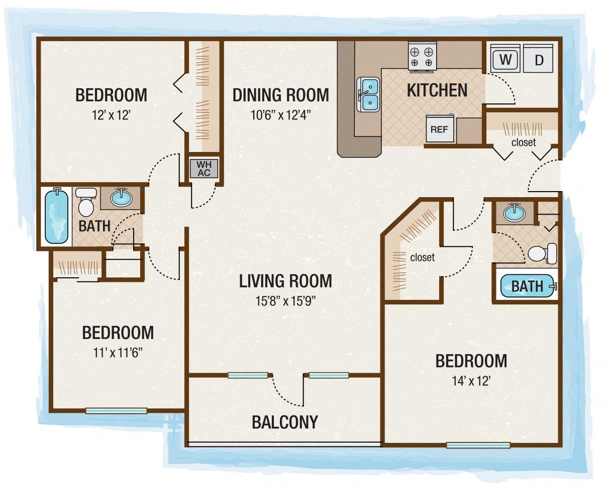 3A Floor Plan 6