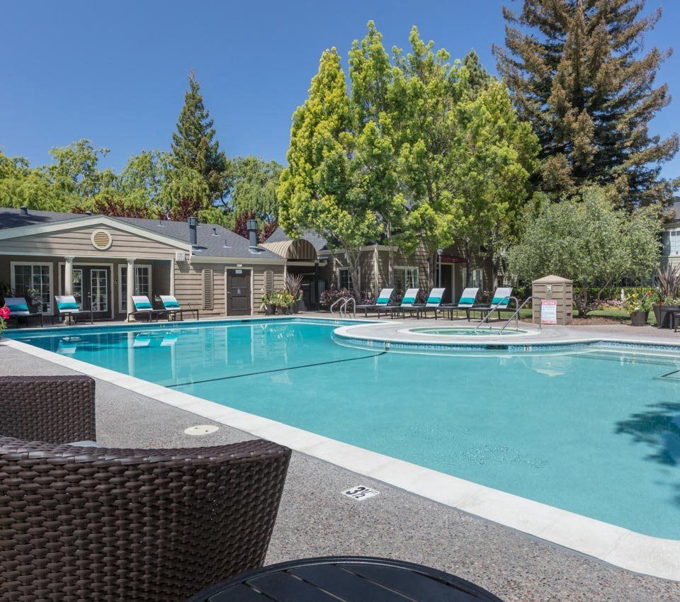 Center Park Apartments: Apartments In Mountain View, CA