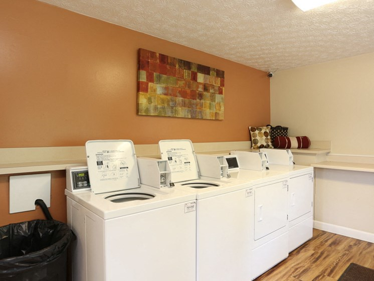 Apartments in Columbus, OH Laundry