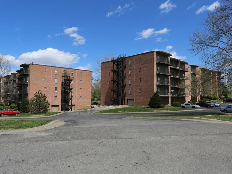 Apartments in Kansas City Exterior 3