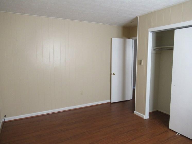 Morgan Apartment Bedroom in VA 22601