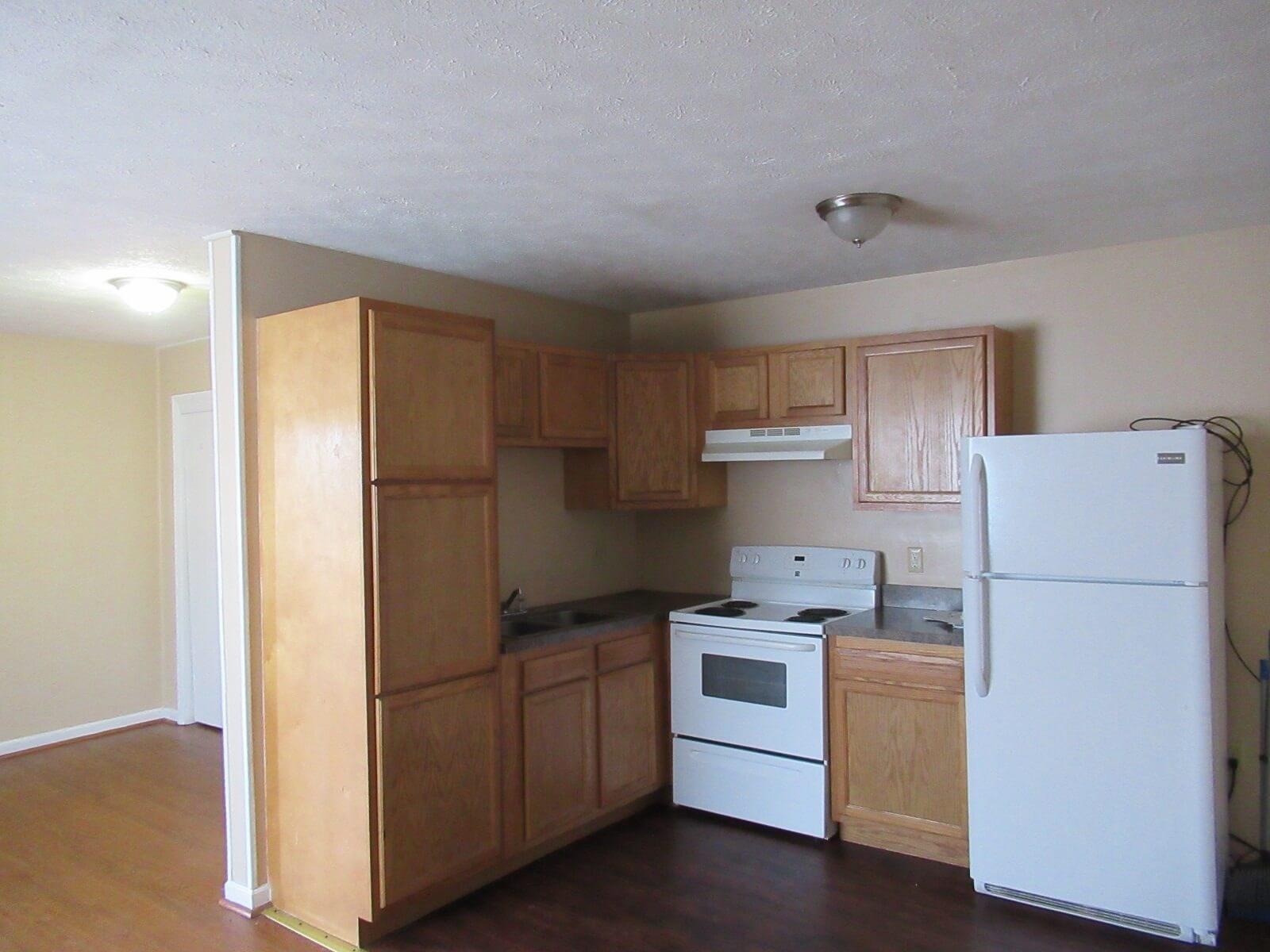 Kitchen in Morgan Apartments in Winchester, VA