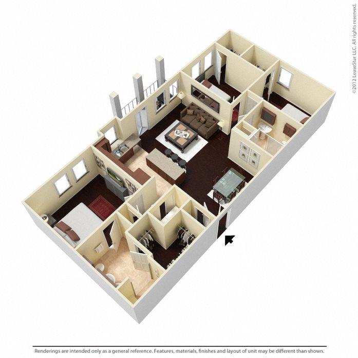 C1 Floor Plan 8