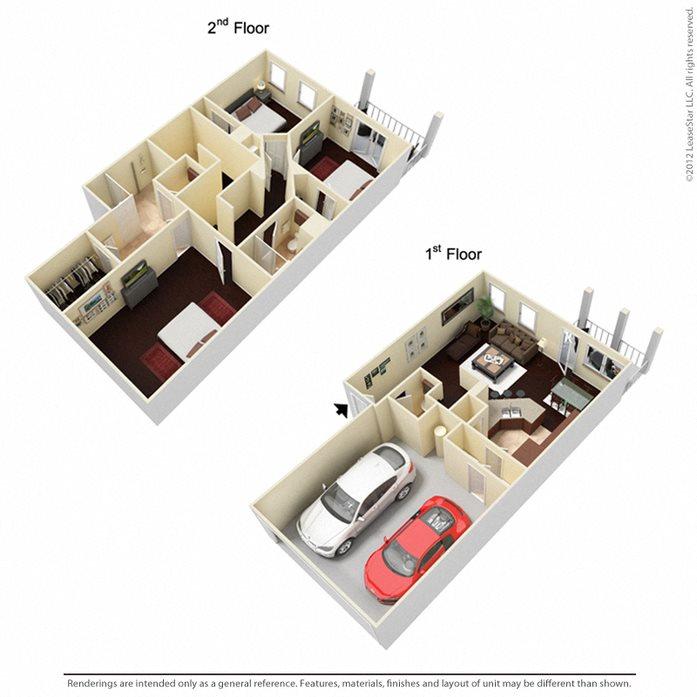 TH3 Floor Plan 9