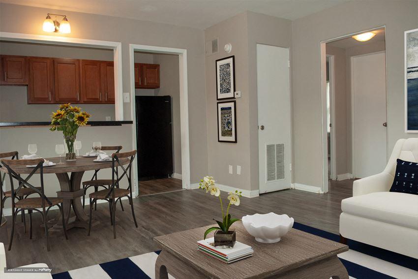 Arlington Green - 1 bedroom