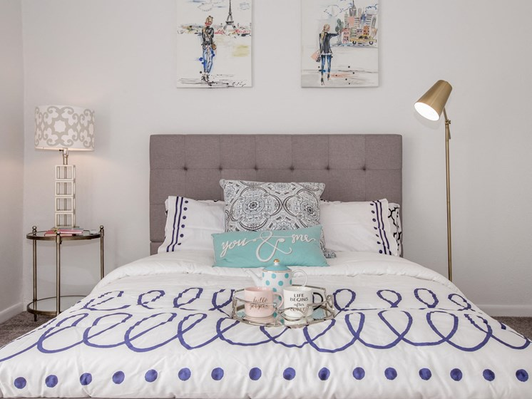 Specious Bedroom at The Quinn at Westchase, Houston, 77077
