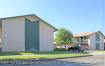 1379 East San Bruno Avenue 2 Beds Apartment for Rent Photo Gallery 1