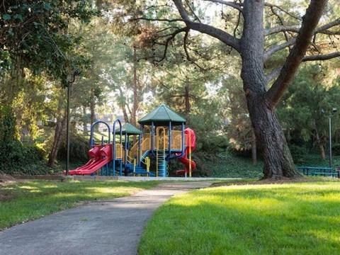 Exterior amenitiy Kids play area