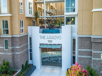 1250 Arroyo Way Studio-2 Beds Apartment for Rent Photo Gallery 1