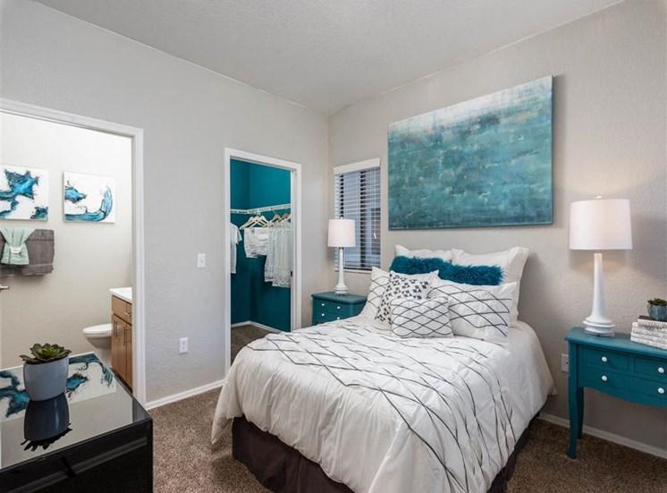 Pet-Friendly Apartments in Avondale, Arizona - Oceana Apartments Bedroom