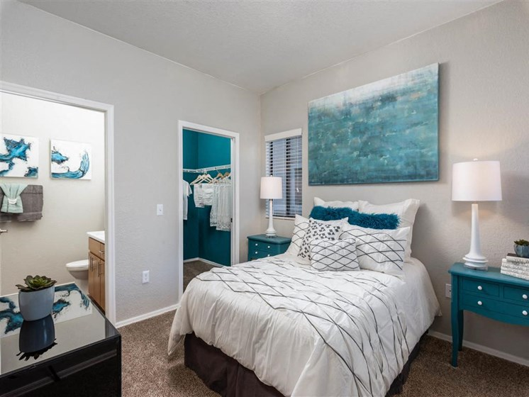 Pet-Friendly Apartments in Avondale, Arizona - Oceana Apartments Bedroom