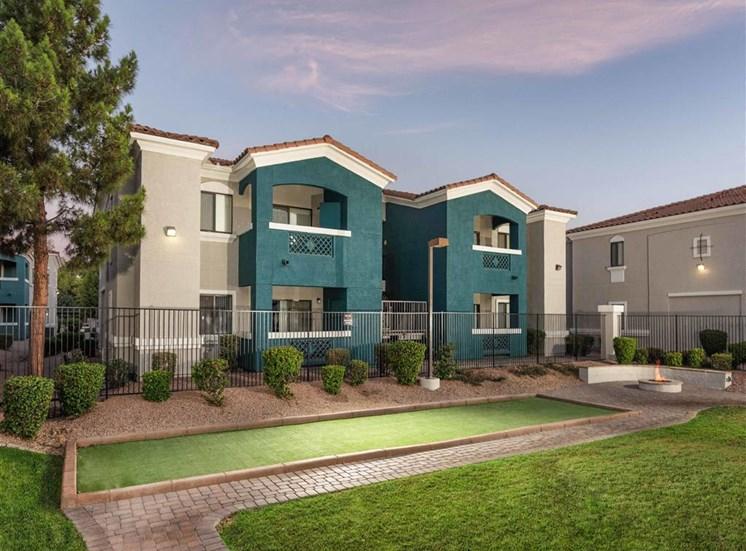 Avondale Arizona Apartments - Oceana Apartments Exterior