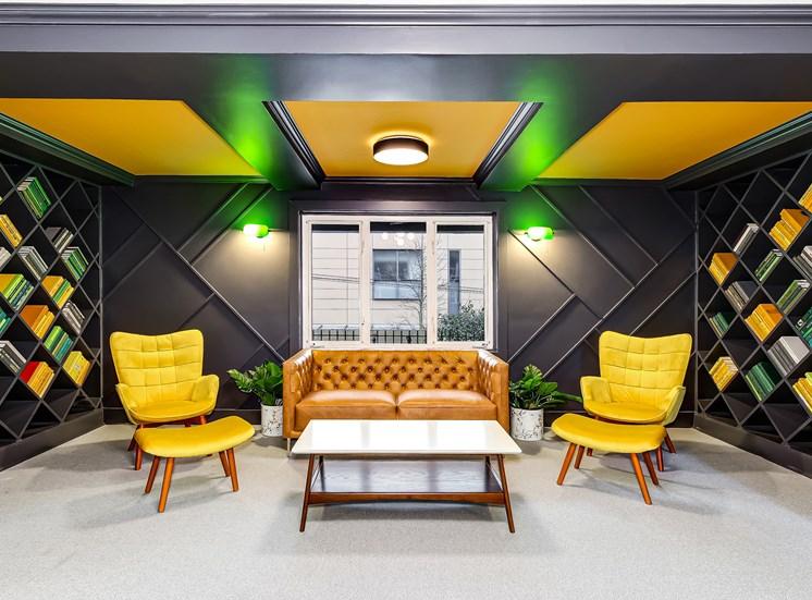 John Winthrop - Resident Lounge