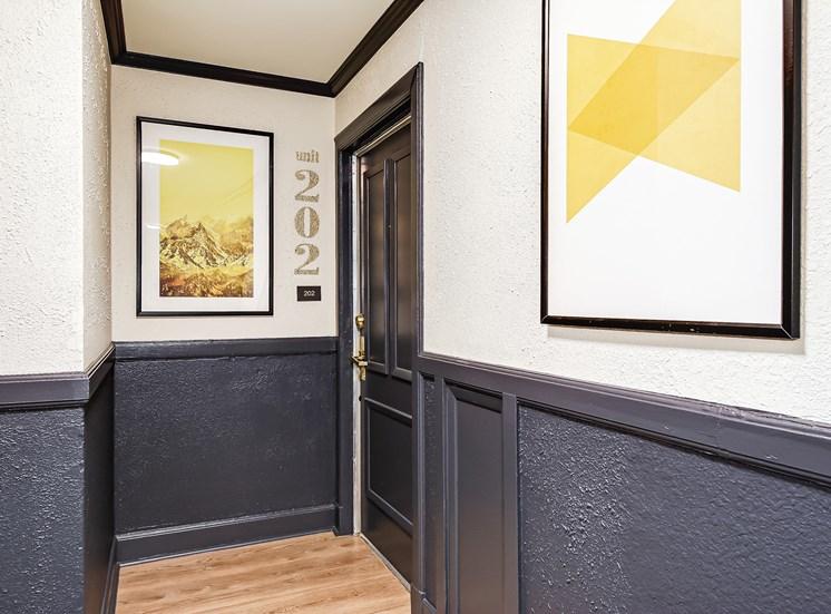 John Winthrop - Hallway Interior