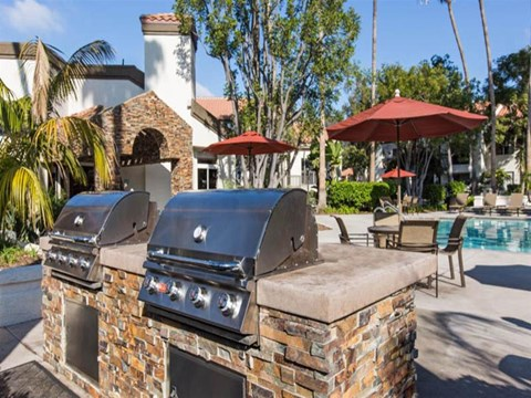 BBQ Grilling Stations