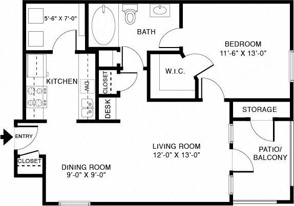 Kendall Floor Plan 8