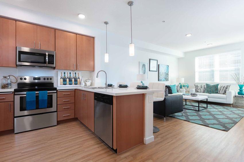 The Edge Milpitas CA Kitchen