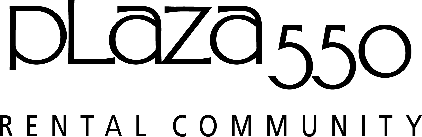 Plaza 550 Logo