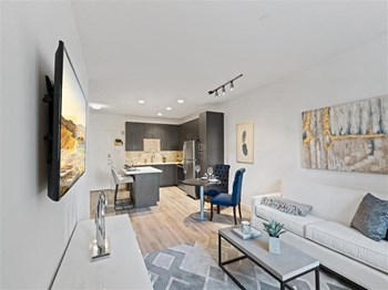 120 Neilson Street Studio-2 Beds Apartment for Rent Photo Gallery 1