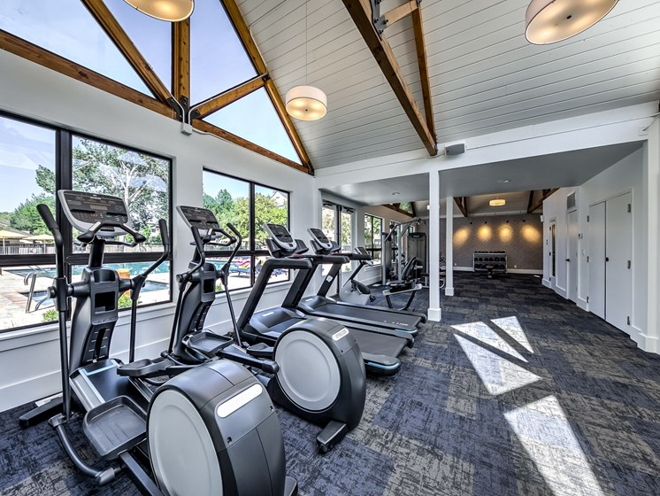 Reedhouse|Fitness Center