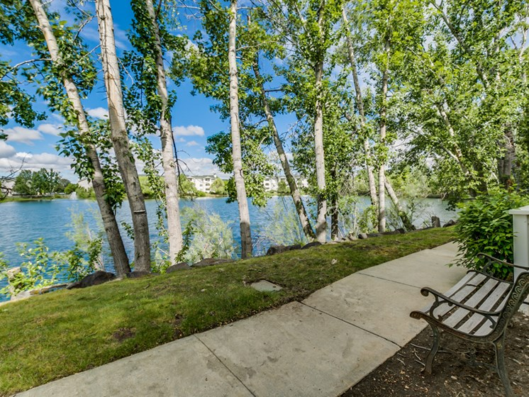Exceptional Water Views at Reedhouse, Boise, 83706