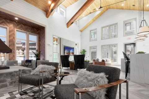 7,000 square foot inviting clubhouse
