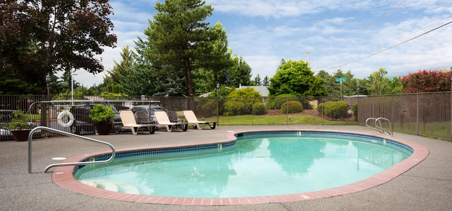Parkwood Apartments In Gresham Or