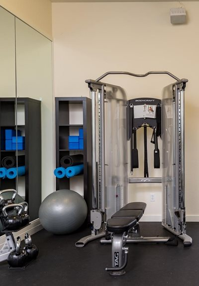 Riverwood Heights | Fitness Center