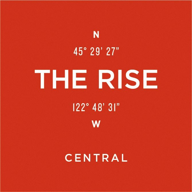 The Rise Central - Logo