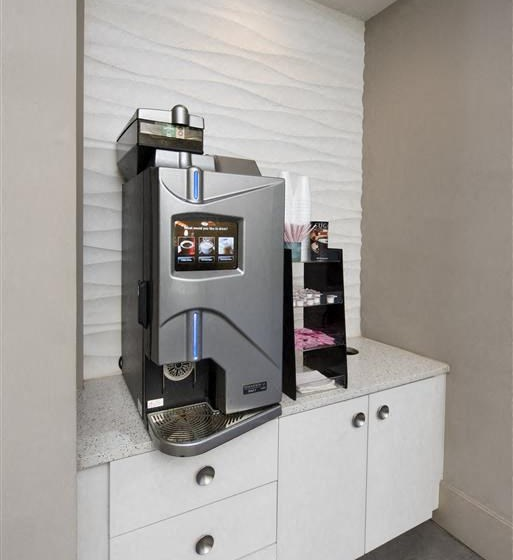 Coffee Bar and Hospitality Station at Azul Baldwin Park, Orlando, FL, 32814