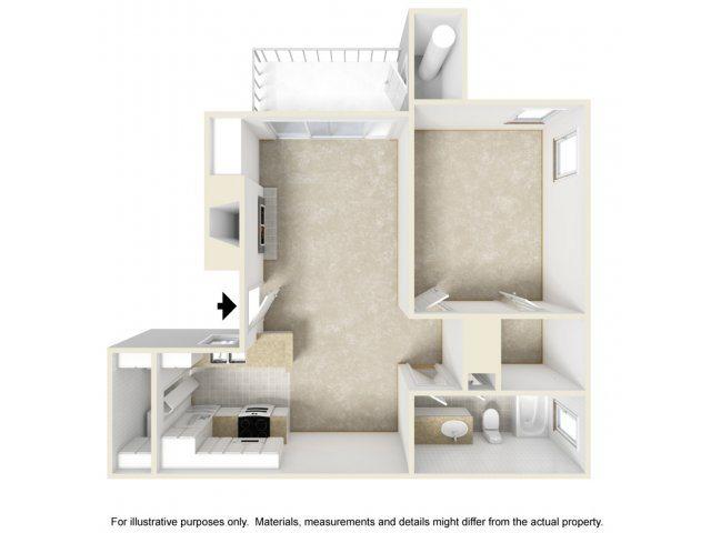 A1 Floor Plan 1